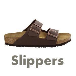 Birkenstock Arizona slippers heren voetbed Vermeulen Modeschoenen Dongen