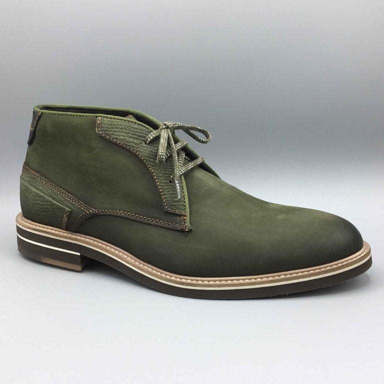 476 Braend boot groen