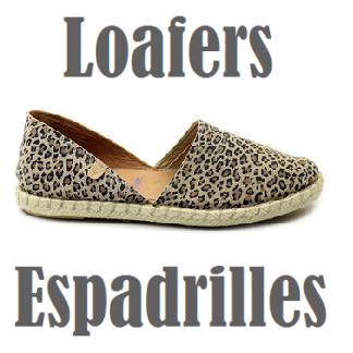Loafers en espadrilles