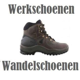 Werk- en wandelschoenen