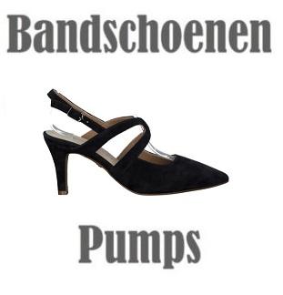 Bandschoenen en pumps